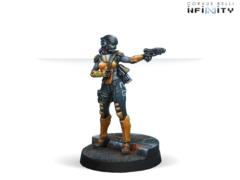 Celestial Guard (вооружена Combi Rifle)