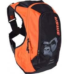 Рюкзак USWE Tanker 16 All Offroad, черный/оранжевый
