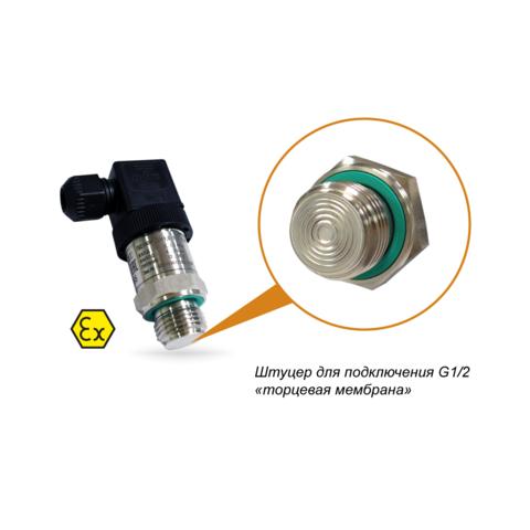 Преобразователь давления ПД100-ДИ1,0-121-0,25-EXI Овен