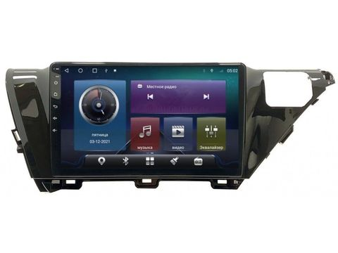 Магнитола для Toyota Camry V70 (18-20) Android 10 4/64GB IPS DSP модель CB-2155TS10