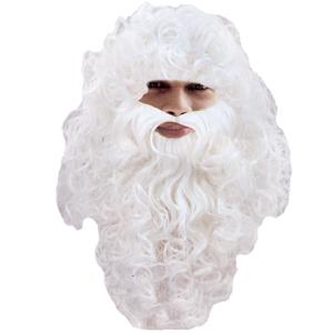 Парик, усы, борода Деда Мороза