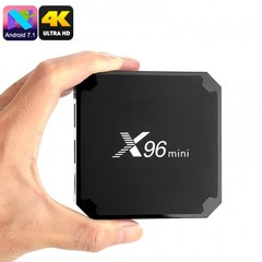 Смарт ТВ приставка X96 mini на Android