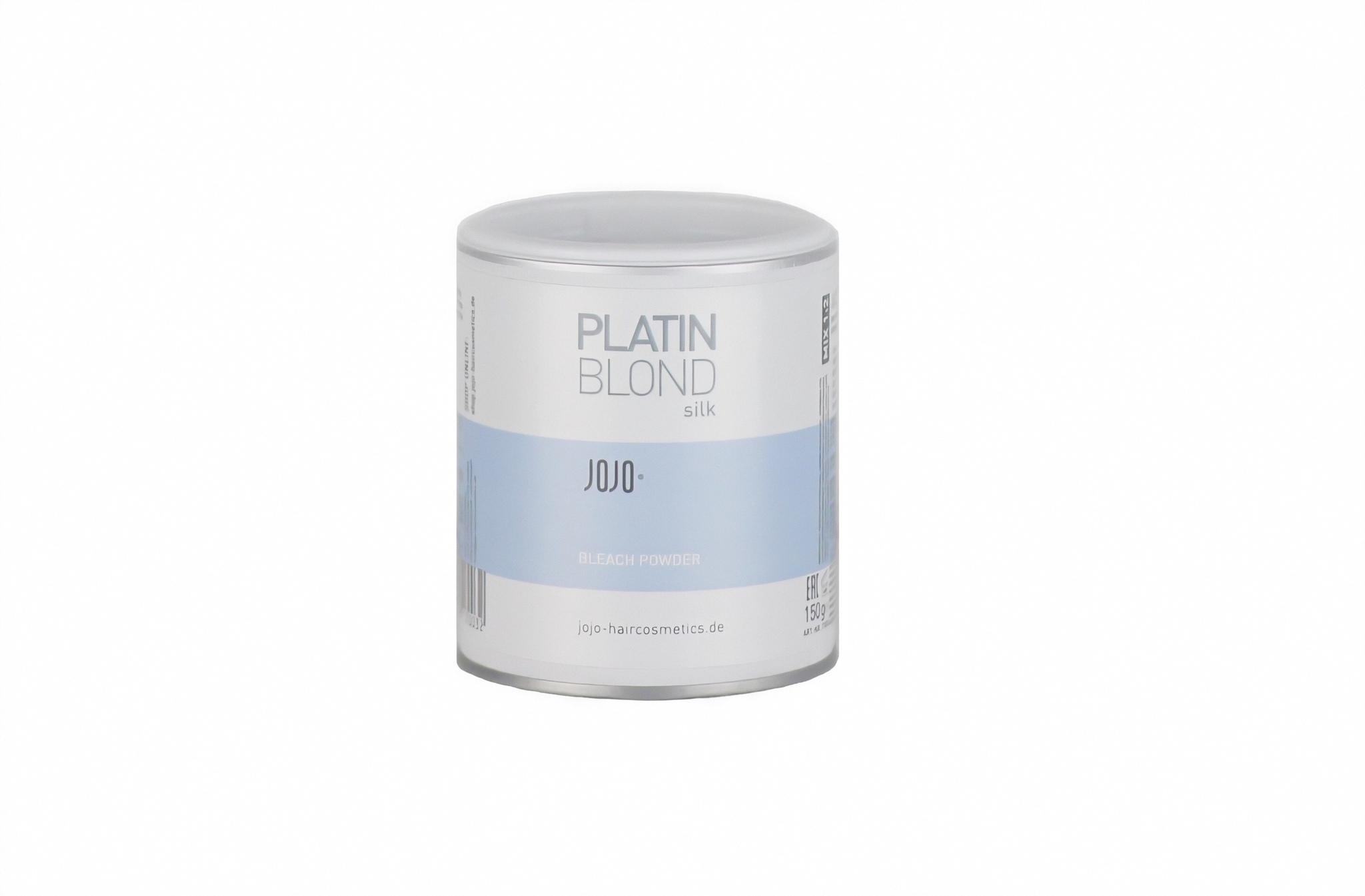 Обесцвечивающая пудра, Platin Blond Silk, 150 гр