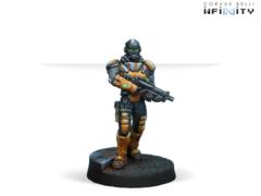Celestial Guard (вооружен Combi Rifle)