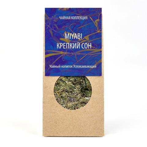 Чайный напиток Miyabi КРЕПКИЙ СОН