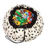 Коврик-мешок для игрушек Play&Go. Коллекция Designer. Панда