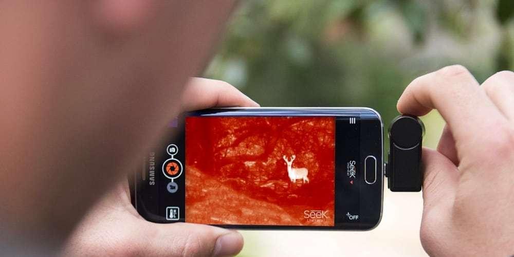 Мобильный тепловизор Seek Thermal XR