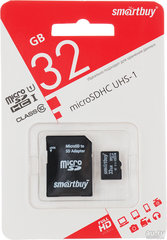 Карта памяти Smart Buy 32GB