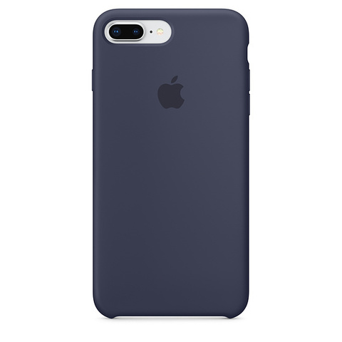 Чехол IP7/8 PLUS Silicone Case Midnight Blue