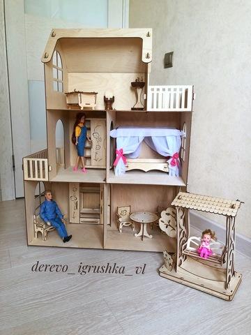 Кукольный дом Лайт