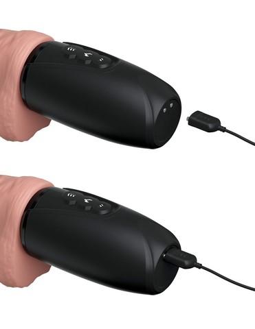 Компактная секс-машина King Cock Plus 6.5