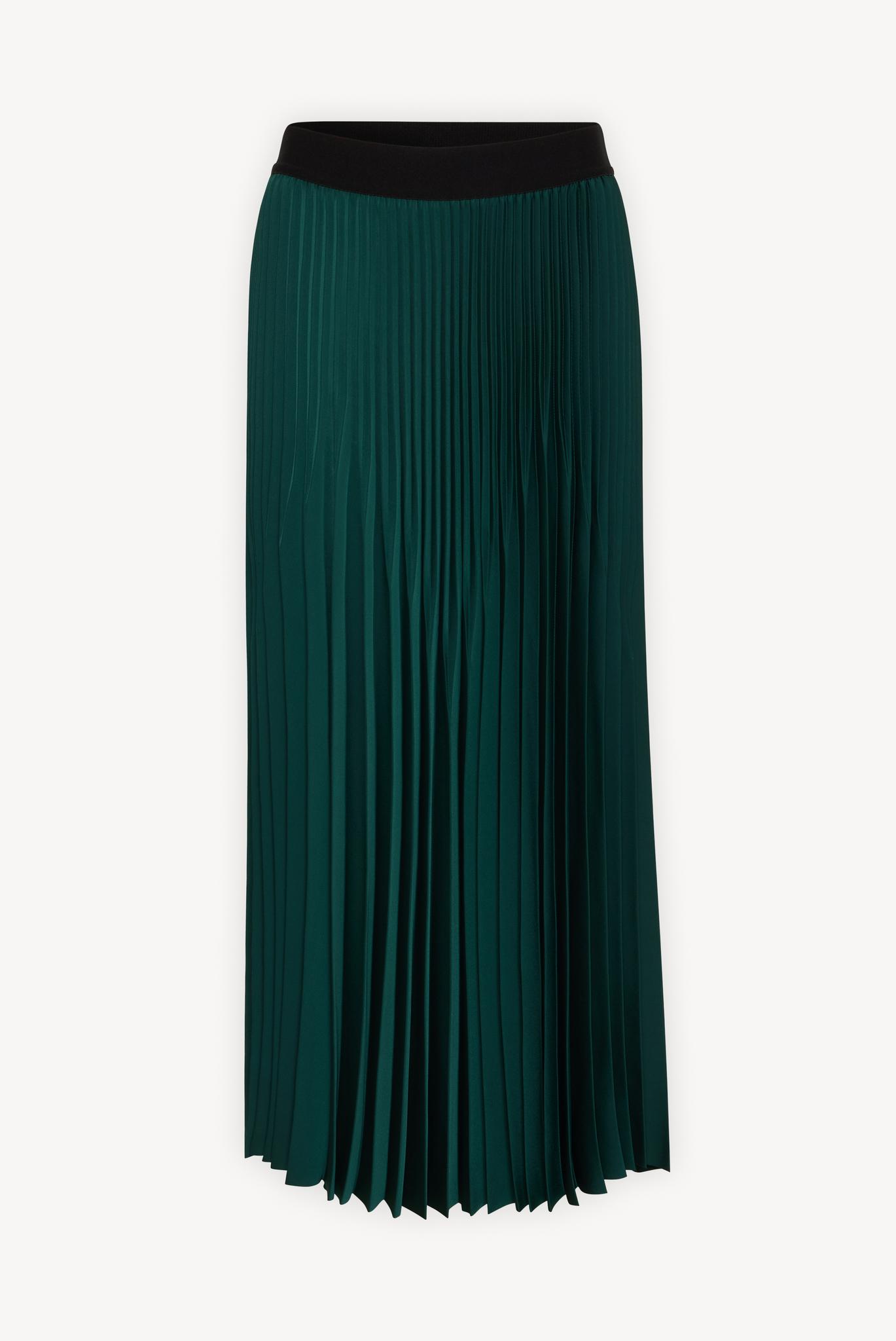 BRUNE - Плиссированная юбка средней длины