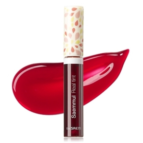 THE SAEM LIP Тинт для губ  01 Saemmul Real Tint 01. Red 9,6мл