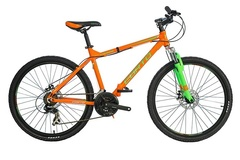 складной велосипед Corto FB226 оранжевый