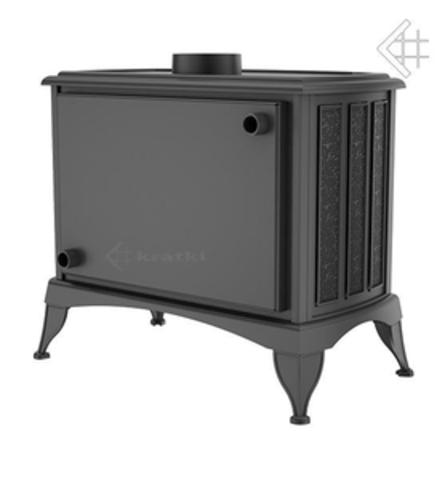 Печь-камин Kratki KOZA/K9/150/PW/W с теплообменником