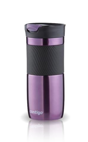 Термокружка Contigo Byron (0,47 литра), фиолетовая