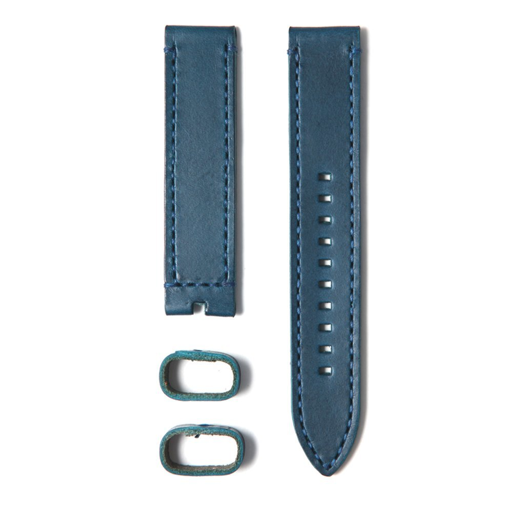 22 20mm Canglan Leather Strap