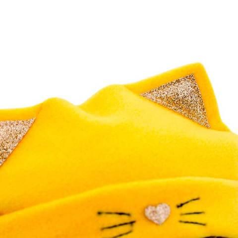 Енотик Дэнни Шапка Котёнок (Orange Toys)