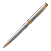 Parker Sonnet Core - Stainless Steel GT, шариковая ручка, M, BL