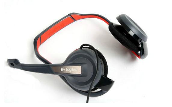 LOGITECH G330 Headset Gaming