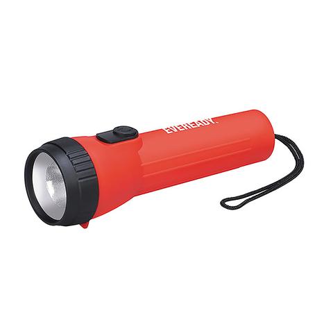 Фонарь светодиодный Energizer Plastic Light, 25 лм, 2-D