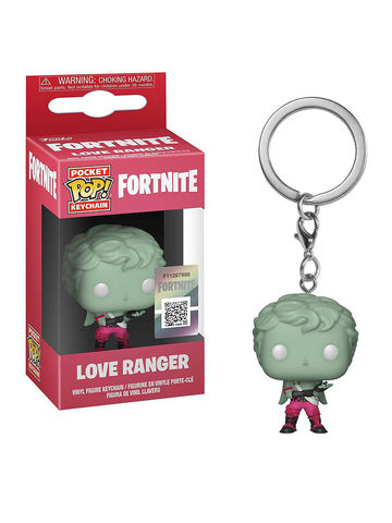 Брелок Funko Pocket POP! Keychain: Fortnite: Love Ranger 35715-PDQ