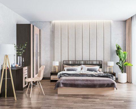 Спальня модульная ЭРИКА-8