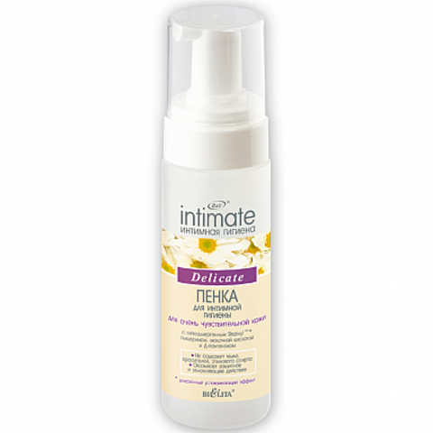 Белита Intimate Пенка для интимной гигиены для очень чувствительной кожи 175