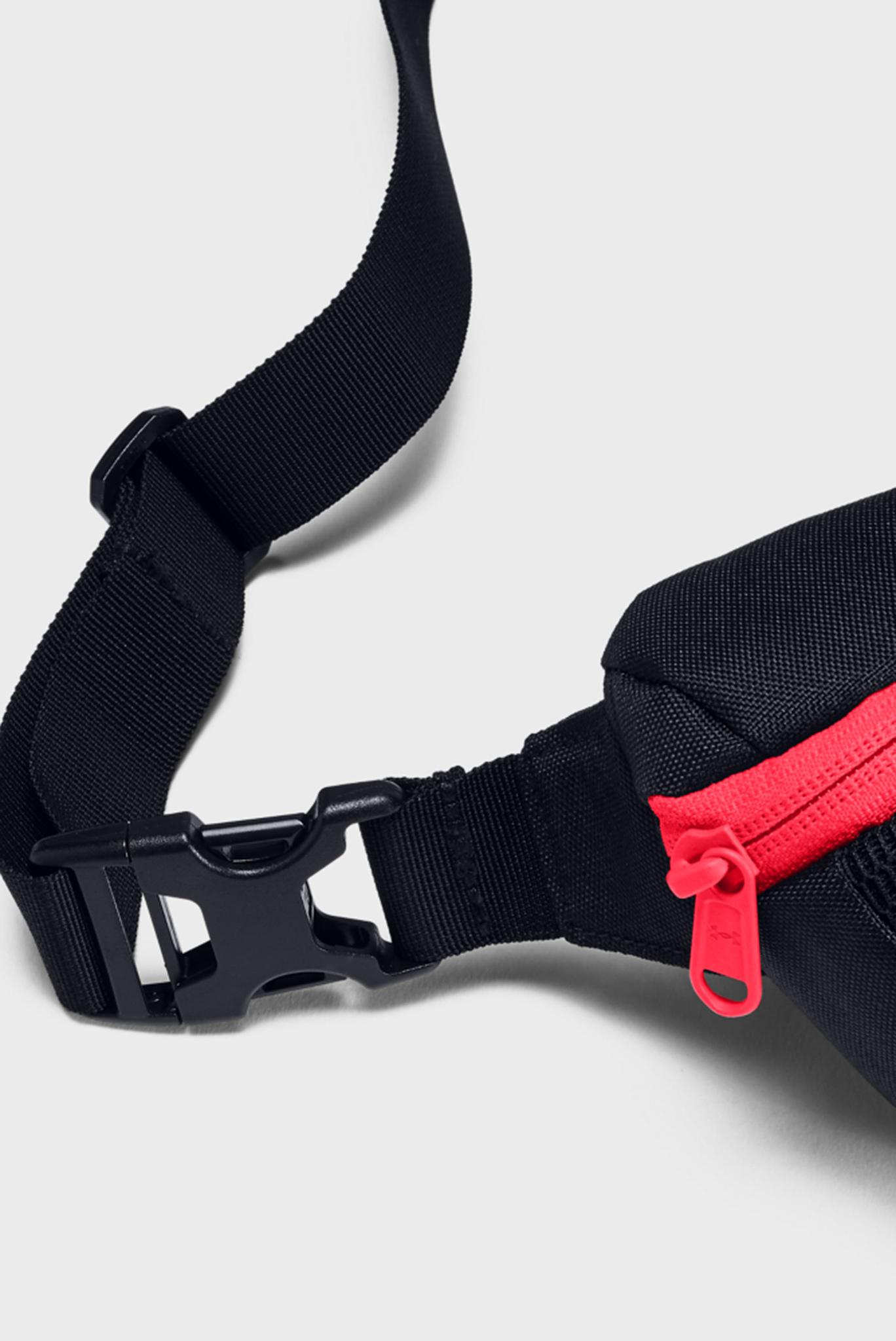 Черная поясная сумка UA Waist Bag Under Armour