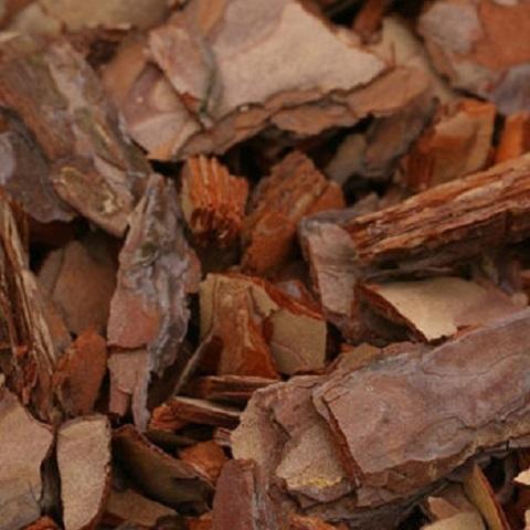 Кора сосны фракция 3-6 см