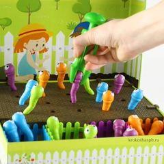 LER5552 Развивающая игрушка Непослушные червячки Wriggleworms