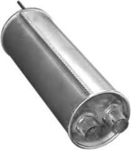 глушитель Citroen BX 1.6/1.9/1.8TD HB/1.8TD kombi 85-94