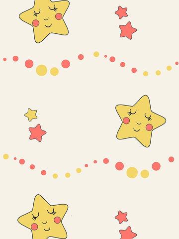 Пододеяльник  -Летние звезды- 2-спальный на молнии 175х215 см