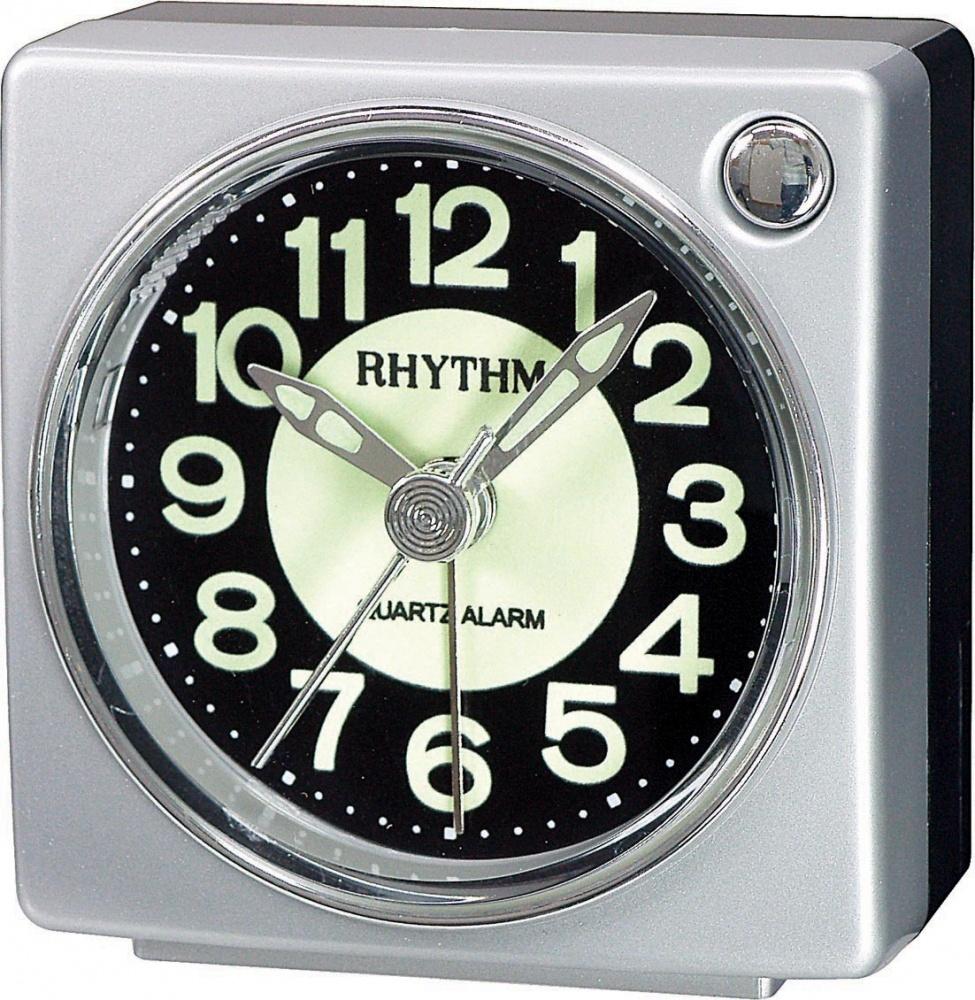 Часы-будильник Rhythm CRE823NR19