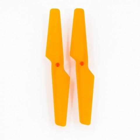 Лопасти B оранжевые для квадрокоптера MJX X705C - MJX-X705C-2-O