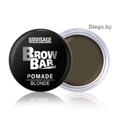 Стойкая матовая помада для бровей Brow Bar 01 Blonde