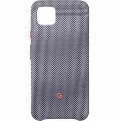 Чехол Google Pixel 4 XL Fabric Case, Sorta Smokey (Серый)