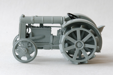 Модель Трактор №8 Фордзон-Путиловец (история,