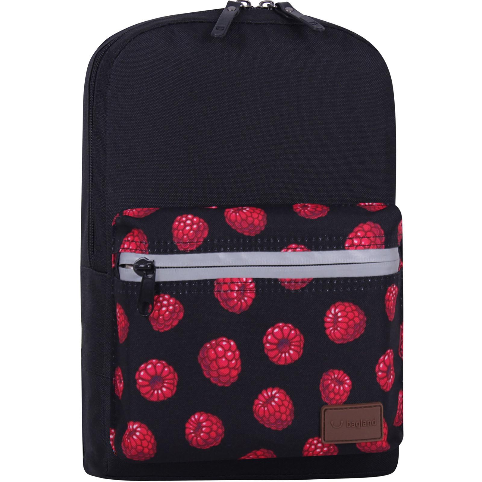 Молодежные рюкзаки Рюкзак Bagland Молодежный mini 8 л. черный 761 (0050866) IMG_7734_суб761_-1600.jpg