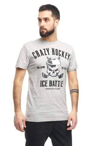 Футболка Crazy Hockey