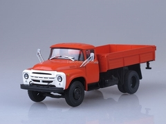 ZIL-130 board red 1:43 AutoHistory