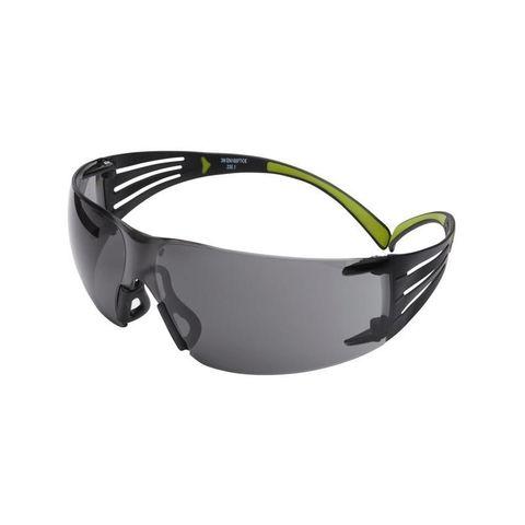 3М SecureFit - очки открытые с серой поликарбонатной линзой,