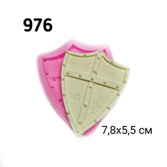 0976 Молд силиконовый Щит