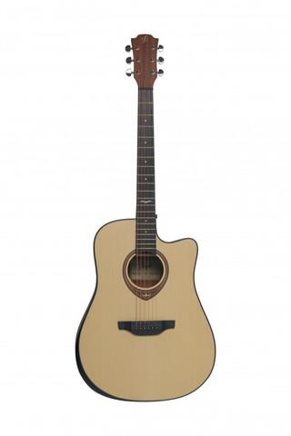 Акустическая гитара FLIGHT AD-455C NA