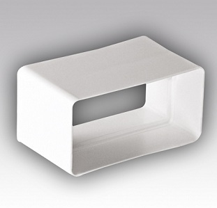 204х60 мм. Прямоугольное сечение Соединитель-муфта 204х60 мм пластиковый fbad9baab883e11a42d028f3839ce8ff.jpg