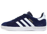 Кроссовки Женские Adidas Gazelle Blue White