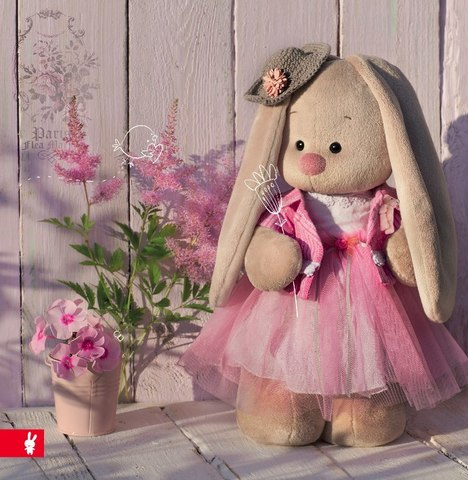 Зайка Ми Розовый бутон коллекция Прованс купить