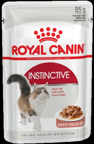 Royal Canin Instinctive соус для взрослых кошек