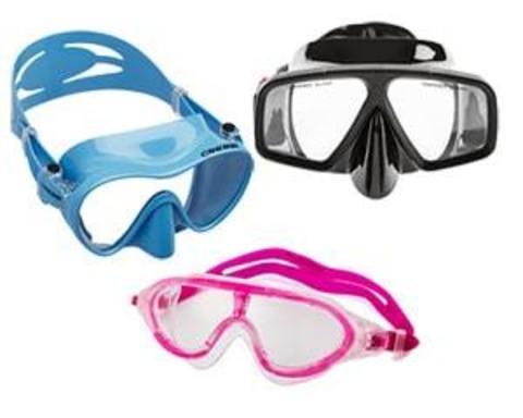 Купить маски для подводного плавания