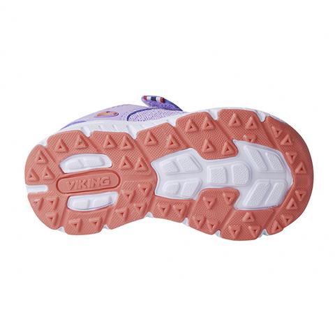 Детские кроссовки Viking Veil Lavender/Coral